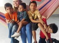 Lettera di Marina dall'Ecuador