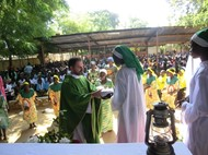Lettera di Fr. Enrico Gonzales dal Ciad