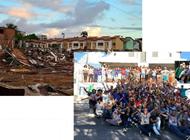Il Ritiro, la Missione e la Favela distrutta