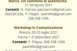 Campi estivi GIM Comboniani 2021