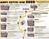 Campi GIM 2020: ecco le nostre proposte