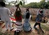 Lavoro a Kamiti quartiere carcerario del Kenya