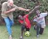 Abbraccio dell'Uganda