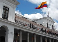 Lettera di P. Enzo Balasso dall'Ecuador