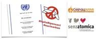 """""""Italia ripensaci"""" - campagna  sulla messa al bando delle armi nucleari"""