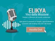 Elikya, il commento al Vangelo del giorno