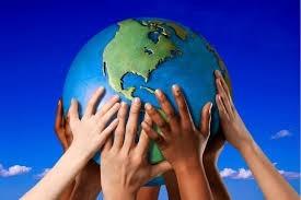 Mani sul mondo
