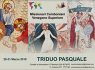 Comunità di Venegono Superiore: Triduo Pasquale
